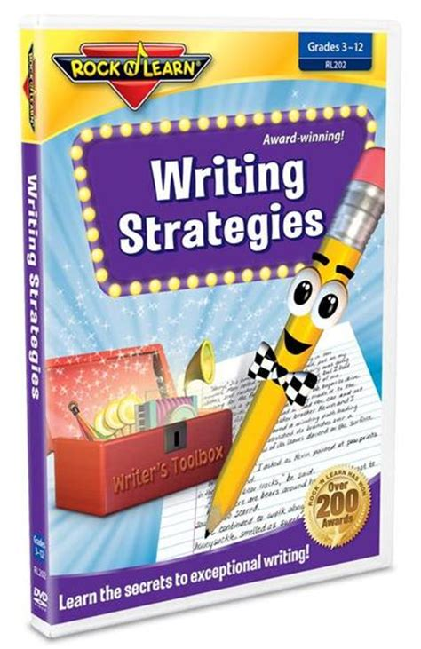 from mediocrity to magnificence books writing strategies dvd rock n learn