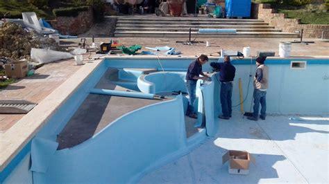 arredo piscina arredo piscina come restaurare una piscina preformati