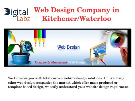 Kitchener Web Design Web Design Kitchener Digital Labz 226 499 0946
