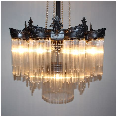 vintage art deco ls antique art deco chandelier antique furniture