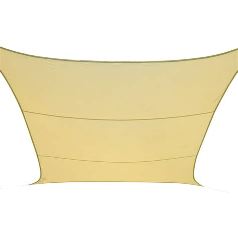 teli impermeabili per gazebo telo gazebo vela beige semi impermeabile mt 5x5 quadrata