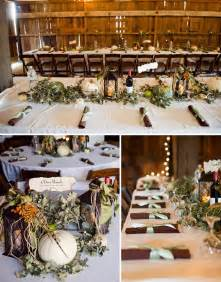 of a vintage lover autumn barn wedding