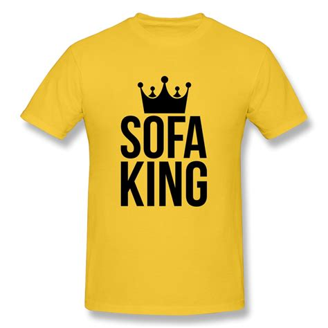 Sofa King T Shirt Solid T Shirt Mens Sofa King Cool Pics T Shirts In T