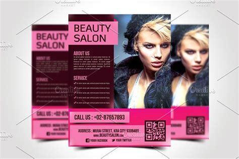 Beauty Salon Flyer Templates Psd Free Download New Design Makeup Artist Flyers Templates Choice Salon Templates Free