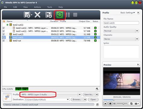 audio format change how to convert flv to mp3 format music