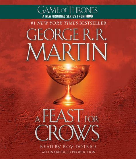 A Feast For Crows 1 a feast for crows a song of and book 4