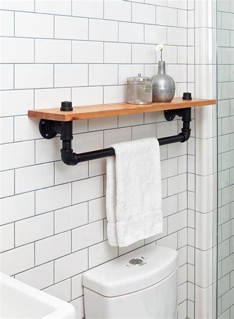 Industrial Bathroom Storage Best 25 Industrial Shelves Ideas On Pinterest Pipe Shelves Industrial Shelving And Diy Pipe
