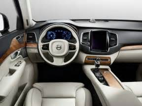 Volvo Xc90 Interior 2017 Volvo Xc90 Release Date Redesign Specs And Interior