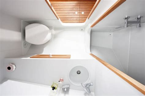 boat bathroom decor firmship 42 modern boat by studio job