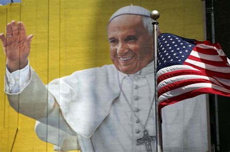 the pope and the maryland pope francis will confront politics on u s visit