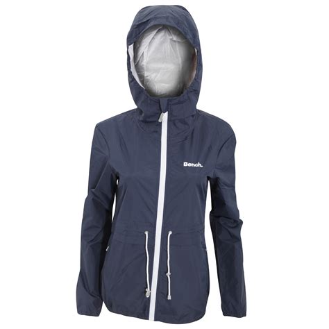 bench windbreaker jacket bench womens ladies sporty windbreaker profitability b