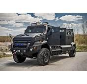 INKAS Huron APC Armored Vehicle  HiConsumption