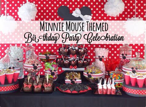 Ee  Minnie Ee    Ee  Mouse Ee   Themed  Ee  Birthday Ee    Ee  Party Ee   Celeb Ion Disney
