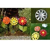Diy Projects Craft Handmade Creative Garden Ornament