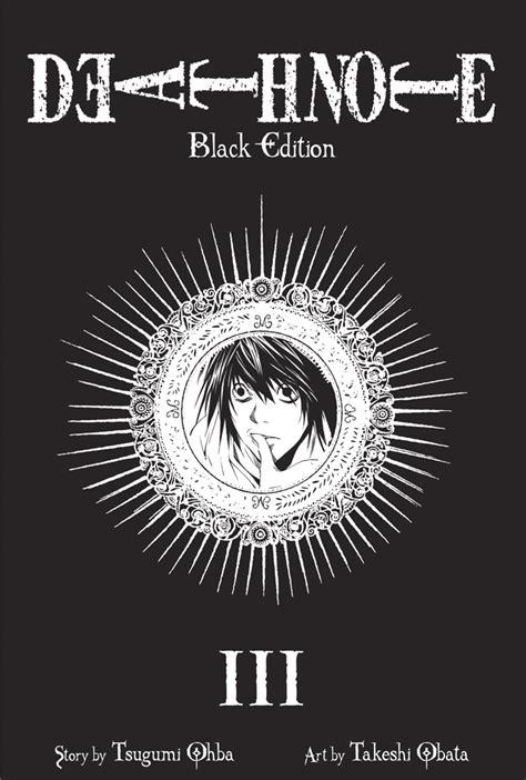 note black edition vol 1 note black edition volume 3