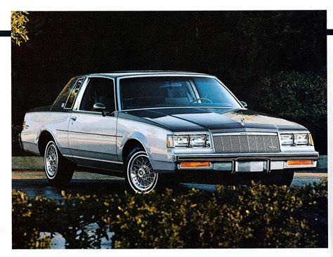 all car manuals free 1986 buick skylark transmission control 1986 buick regal brochure canada french
