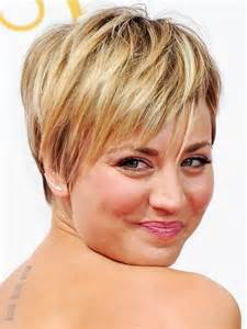 Pin 2015 short hairstyles for round faces on pinterest