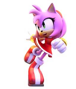 Amy rose by fentonxd on deviantart