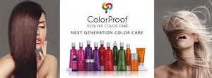 color proof products teddie kossof salon northfield il