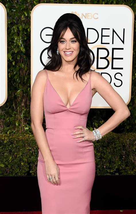 katy perry katy perry 2016 golden globe awards in beverly