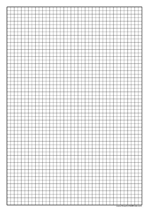 Graph Paper Template Print printable page graph paper images