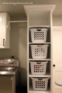 Laundry Room Basket Storage The Laundry Room Today