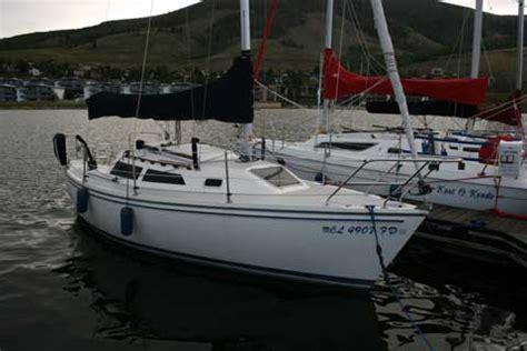 lake dillon boats for sale catalina capri 26 1992 dillon lake colorado sailboat