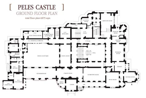 peles castle floor plan 37 best 0x castle floor plans images on pinterest
