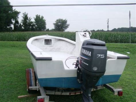 privateer bay boats for sale 1980 privateer skiff boats yachts for sale