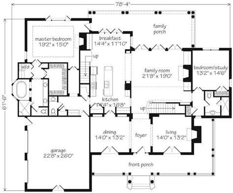 southern living floor plans 31 best colonial style home model images on