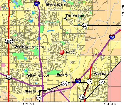 where is thornton colorado on a map 80229 zip code thornton colorado profile homes