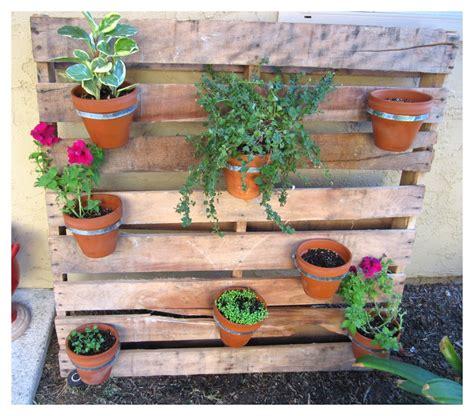 diy pallet planter this abundant