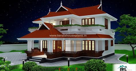 kerala home design veranda veedu plan kerala traditional style home kerala house