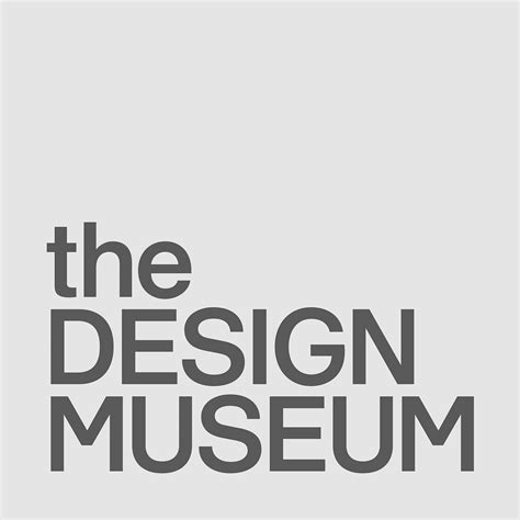 design museum london logo font design museum identity 2003 2016 fonts in use