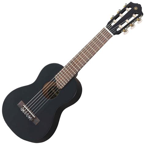 Yamaha Gitarlele Gl1 yamaha gl1 guitalele black at gear4music