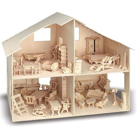 costruisci casa casa delle bambole da costruire di pebaro kreativ un bel