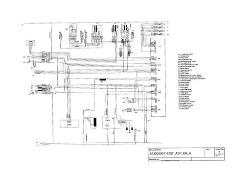 thermador refrigerator wiring diagram 28 images