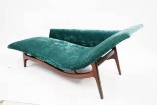 Modern Chaise Lounge Gorgeous Mid Century Modern Chaise Lounge At 1stdibs