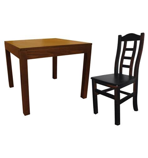 sillas y mesas mesa madera 4 sillas hosteler 237 a burgos sillas y mesas