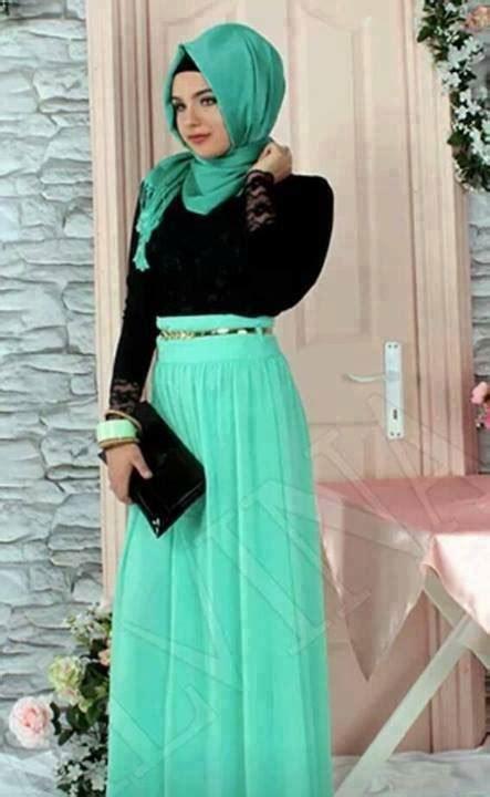 libas moda 2015 hijab أجمل ازياء المحجبات شتاء 2016