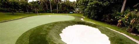 artificial turf golf courses artificial grass turf