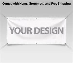 Design Your Own Shipping custom banners design your own banner free shipping