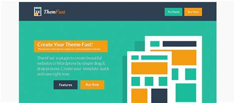 20 free flat psd website templates and ui kits