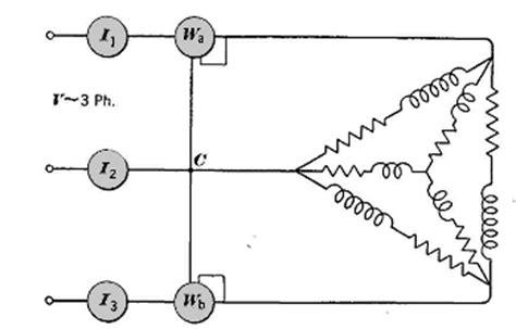 Watt Meter Voltage Kwh Haigh Quality Murah 3 phase 4 wire wattmeter connections wiring diagram schemes