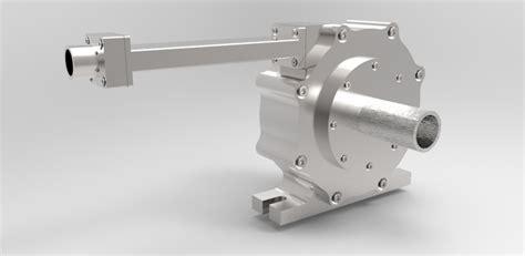 Tesla Turbine Design Tesla Turbine Solidworks 3d Cad Model Grabcad