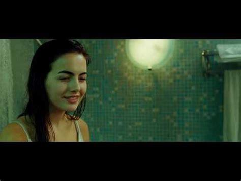 the social network bathroom push kissing scene youtube
