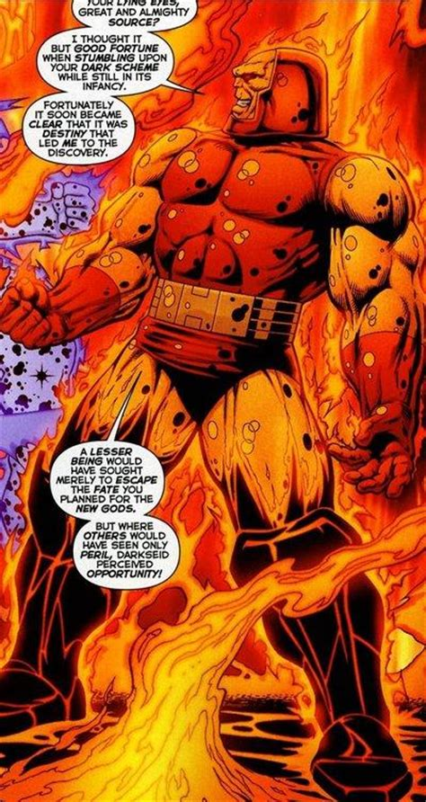 darkseid infinity gauntlet darkseid character comic vine