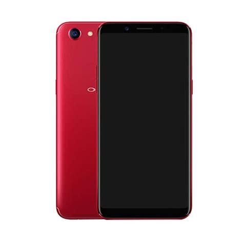 blibli oppo f5 jual oppo f5 smartphone red 64 gb 6 gb online harga
