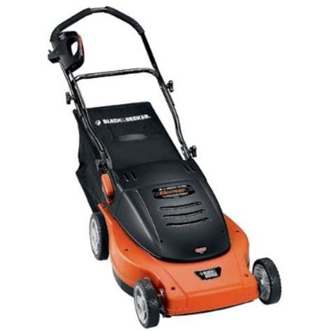 black decker electric mower black and decker electric lawn mower black decker