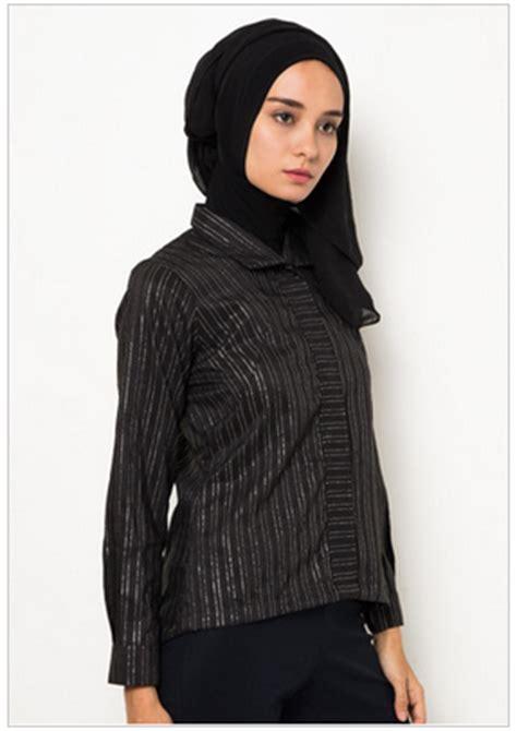 desain kemeja muslimah menyiasati kemeja muslimah terbaru untuk til modis